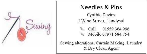 Needls & Pins: Alterations, Curtain Making, Laundry