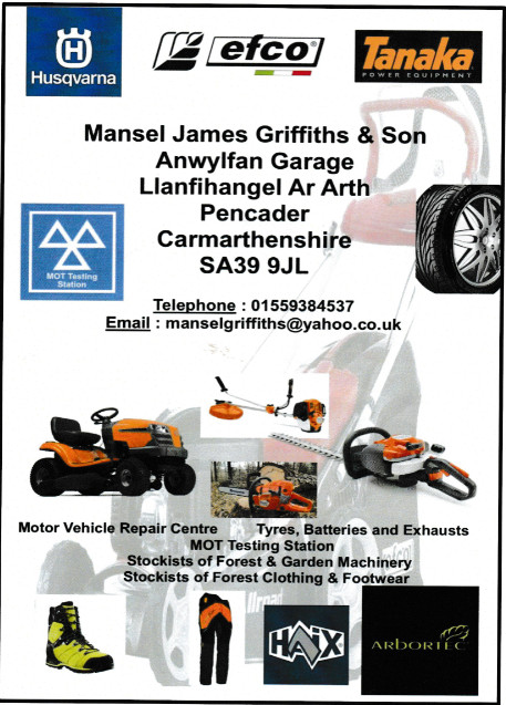 Mansel James Griffiths & Son