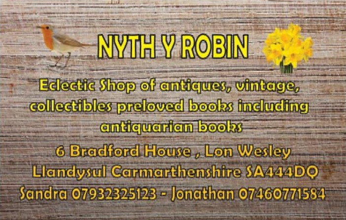 Nyth Y Robin - antiques, collectables
