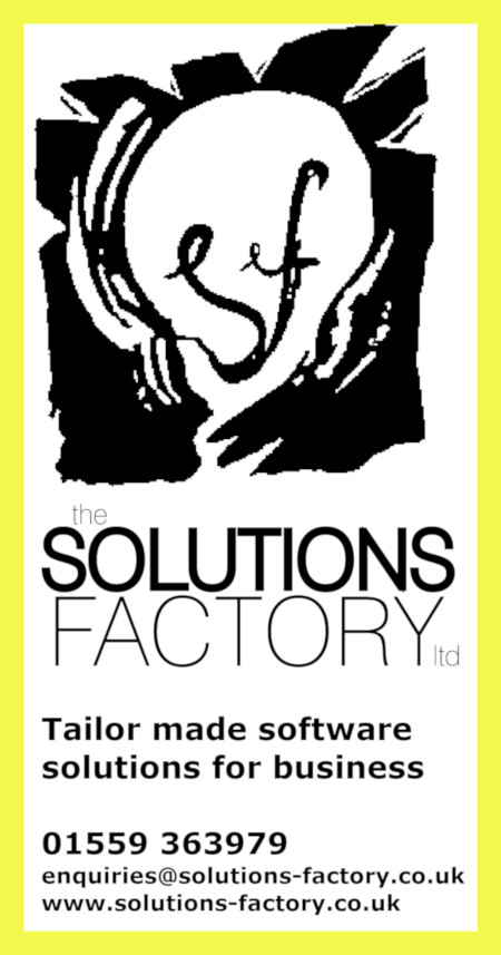 The Solutions Factory software developers